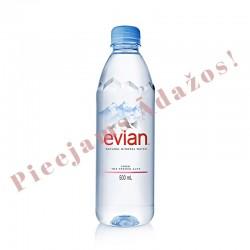 Evian Ūdens 0.5L