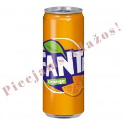 Fanta Orange 0.33L